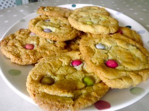 smartie cookies emma bridgewater plate
