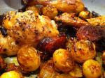 Nigella's Spanish Chicken - Olé!